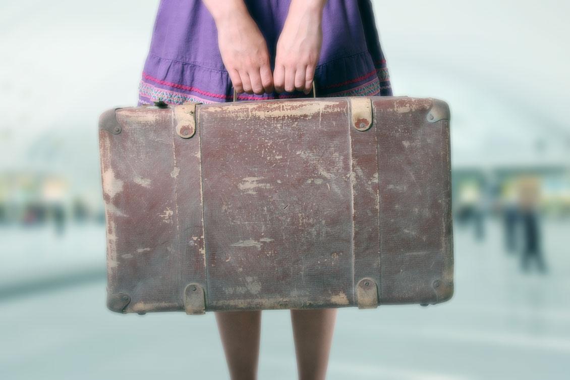 Een koffer vol herinneringen